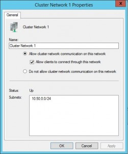Network Settings