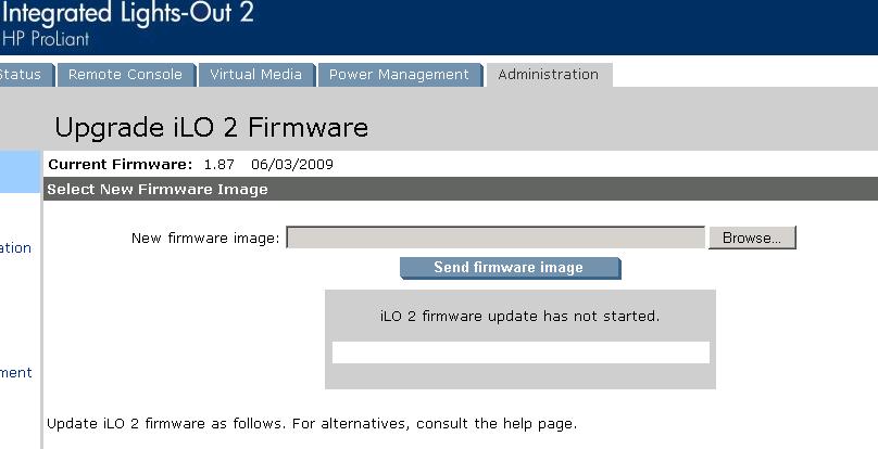 GUI firmware