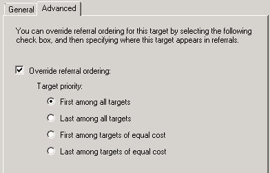 Preferred Target