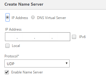 Notes on DNS servers & NetScaler « rakhesh com