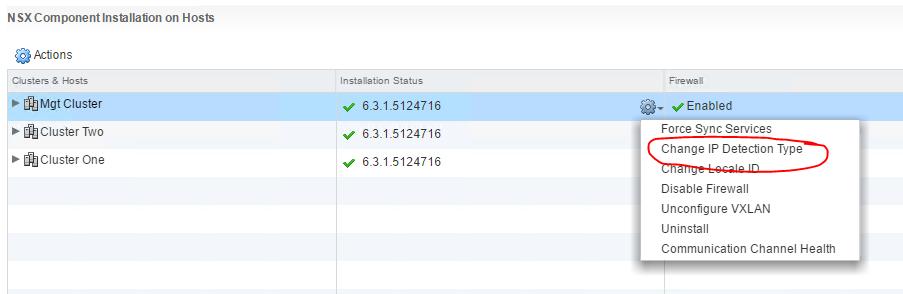 NSX Firewall no working on Layer3